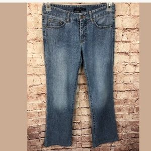 THEORY Flare Light Wash Jeans Size 2